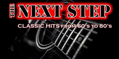The Next Step - live in concert tickets