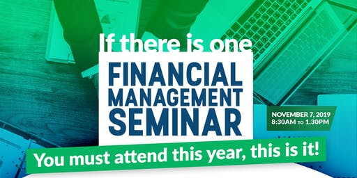 Home Care Providers Financial Management Seminar