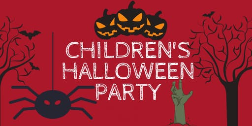 WEDNESDAY CHILDREN'S HALLOWEEN PARTY