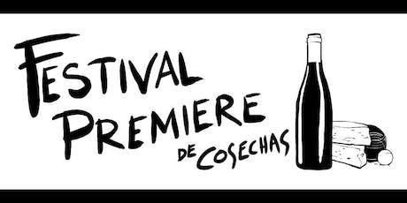 1er. Festival Premiere de Cosechas boletos