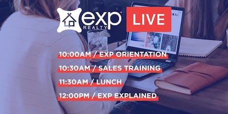 EXP LIVE - KV CORE TRAINING (TARRANT COUNTY tickets