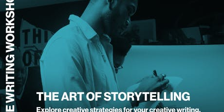 Creative Writing Workshop: The Art of Storytelling tickets