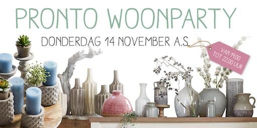 Tase Wonen & Pronto Volendam Woonparty 2019