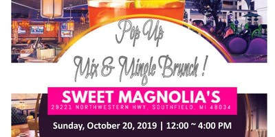 POP UP Mix & Mingle Brunch!