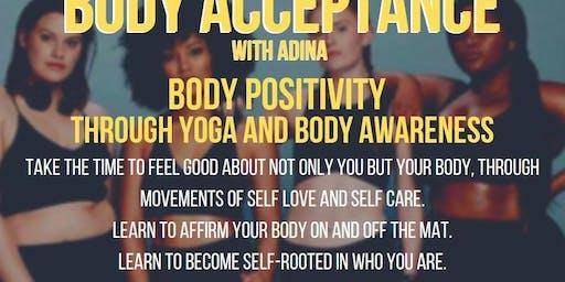 Body Acceptance Workshop with Adina