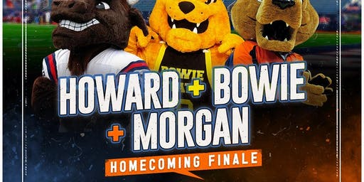 HBCUKOLLISION: Howard , Bowie , Morgan Day Party Finale + Night Party