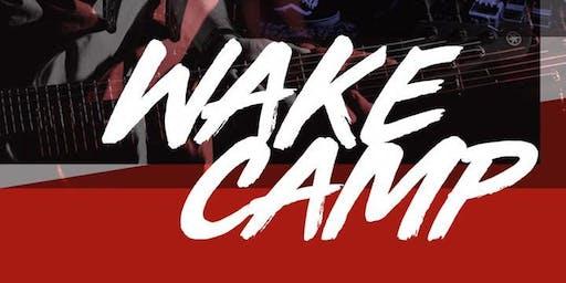 Wake Camp 2019