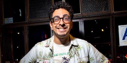 Comedian Gabriel Pacheco