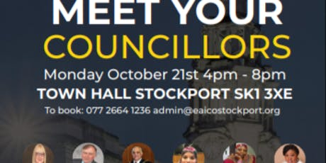 Meet Your Councillors tickets
