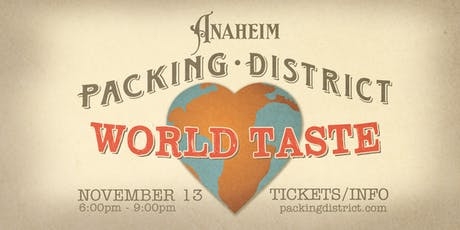 World Taste of Packing District tickets