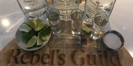 Cincoro Tequila Dinner tickets