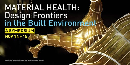 Material Health: Design Frontiers