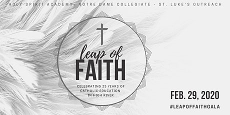 Leap of Faith Gala tickets