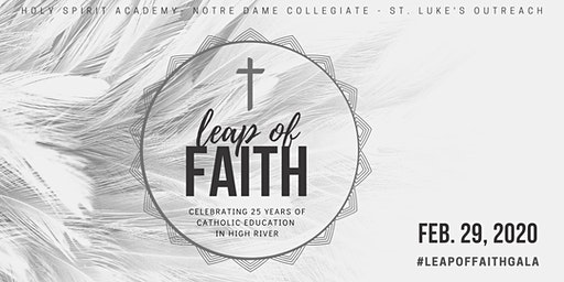 Leap of Faith Gala