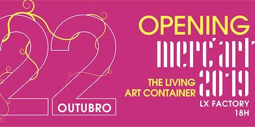 Merc ´  art regressa a Lisboa com 24 artistas nacionais e estrangeiros
