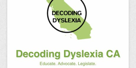 Dyslexia Support Group w/ Special Guest Speaker tickets