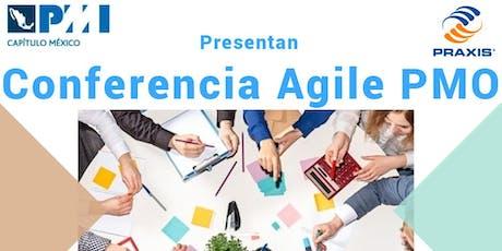 Praxis presenta: Conferencia Agile PMO entradas