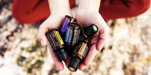 FREE - Natural Living with Essential Oils Workshop (Oct 16)
