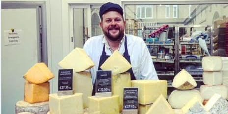 Neal's Yard Dairy: a look into UK cheese!