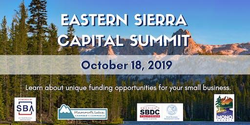 Eastern Sierra Capital Summit