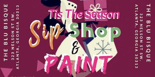 Sip Shop & Paint