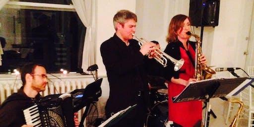 First Friday: Kosher Jazz