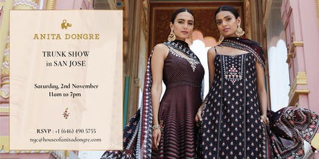 Anita Dongre Trunk Show - San Jose! tickets