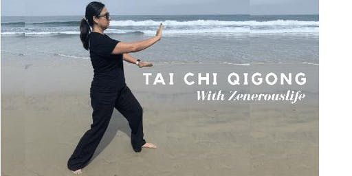 Tai Chi QiGong - Tuesday Evening Classes