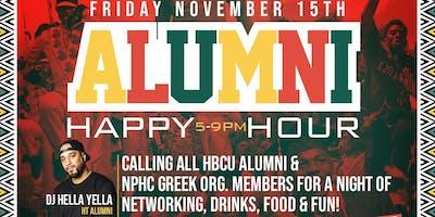 Alumni Happy Hour | 11.15