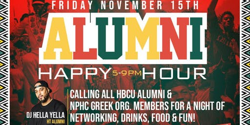 Alumni Happy Hour | 11.15