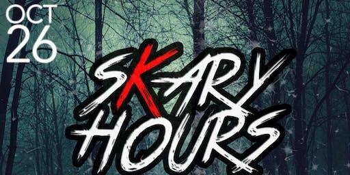 Pretty Nasty: sKary hours edition