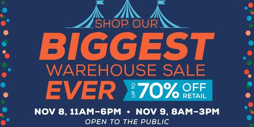 Furniture Warehouse Sale