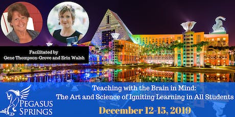 Teaching with the Brain in Mind:  The Art and Science of Igniting Learning tickets