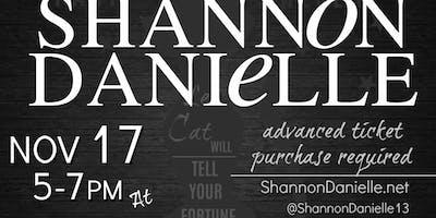 Shannon Danielle  Spirit Mediumship Gallery   Broomstick Betty