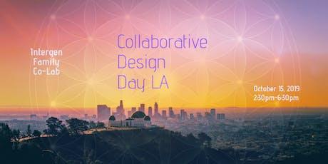 Intergen Family Co-Lab / Collaborative Design Day LA tickets