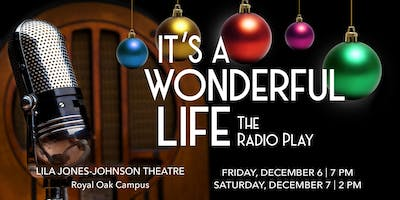 It's A Wonderful Life - The Radio  Play