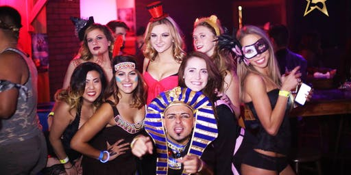 Project Halloween 6 (Party Bus to Cowboys)