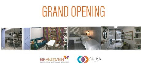 Grand Opening of Brandwein Nutrition and Calma Care by Yohi tickets