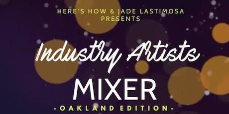 Oakland Film Mixer tickets