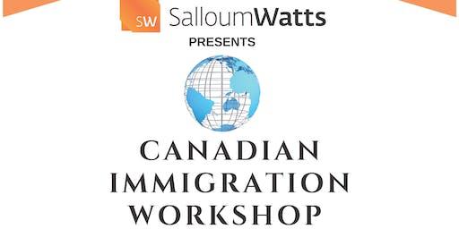 Canadian Immigration Workshop