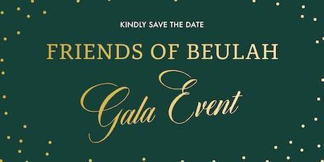 Friends of Beulah Gala Evening tickets