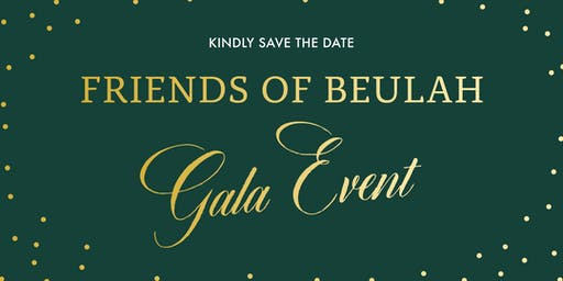 Friends of Beulah Gala Evening