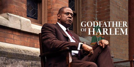 The Godfather of Harlem tickets