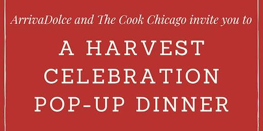 A Harvest Celebration Pop-Up Dinner