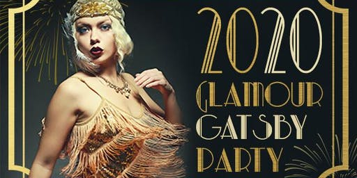 2020 NYE Party @ Brown Hotel - Decadent 20's Gatsby Style (open bar 7-9)