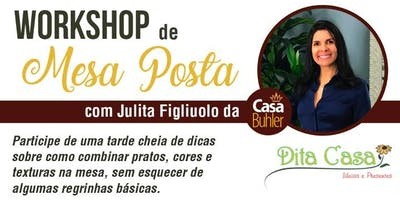 Workshop de Mesa Posta