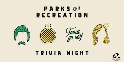 Parks and Rec Trivia Night - Atlanta