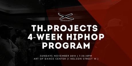 Th.Projects HipHop Program tickets