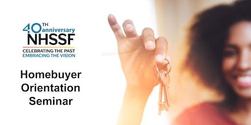 Broward Homebuyer Orientation Seminar 11/11/19 (English)
