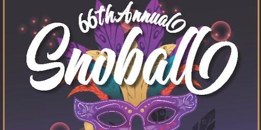 SnoBall 2019: Masquerade
